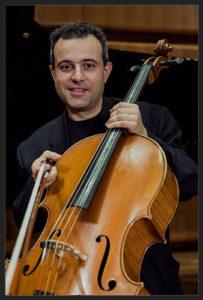 La rana bollita - Ivo Scarponi violoncello Libro d'Ingresso Spoleto